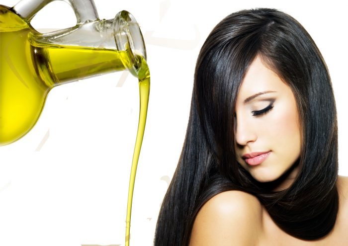 Olive Oil Hair Treatment