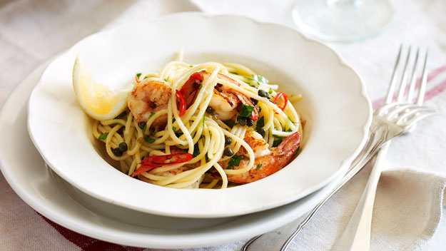chilli-prawn-pasta