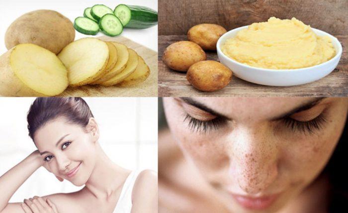 Cucumber Potato Skincare