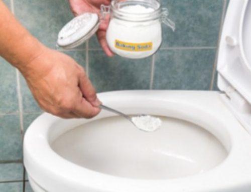 သန့်စင်ခန်းက အနံ့အသက်ဆိုးတွေ ကင်းစင်စေဖို့ မုန့်ဖုတ်ဆိုဒါနဲ့ တခြားပါဝင်ပစ္စည်းတွေကိုရောပြီး ဒီလိုသုံးမယ်