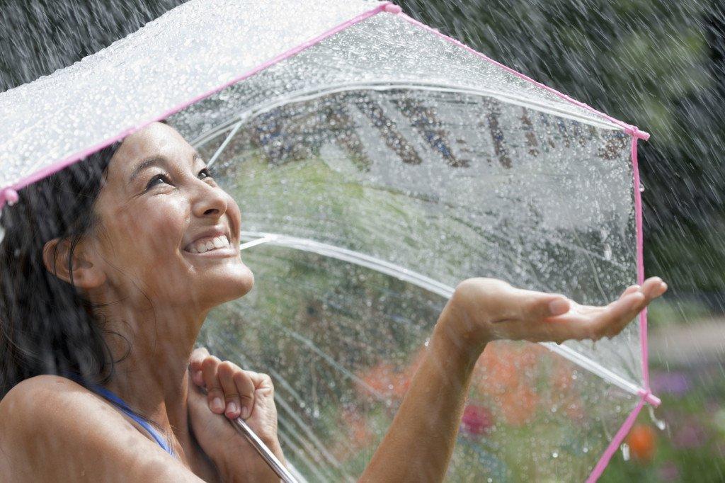 မိုးရာသီအတြက္ ဆံေကသာ ထိန္းသိမ္းနည္းေတြ