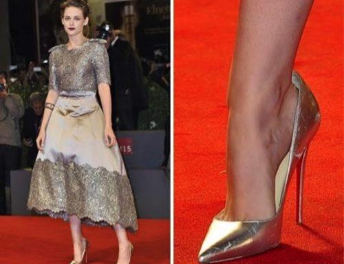 ဟောလိဝုဒ်မင်းသမီးတွေ ဘာကြောင့် ဖိနပ်ဆိုဒ်ကြီးတာကို စီးကြသလဲ။