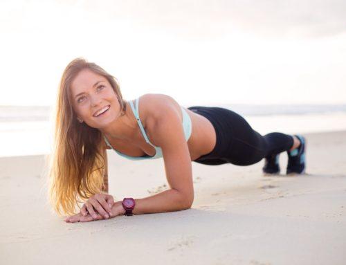 ခန္ဓာကိုယ် အချိုးအစားလှပစေဖို့ Plank ထောက်ကြမယ်