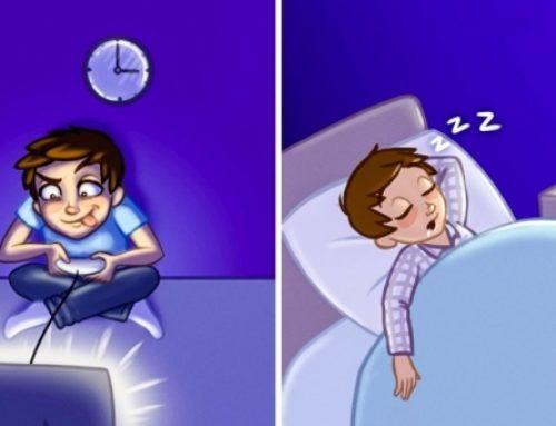 သင့်ကို ကိုယ်အလေးချိန်တက်စေတဲ့ ညဖက်မှာ ပြုလုပ်လေ့ရှိတဲ့ အကျင့်ဆိုးတွေ