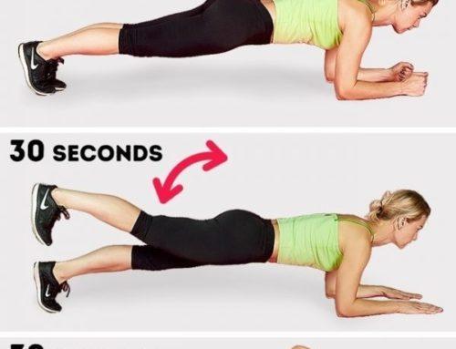 ခန္ဓာကိုယ်အချိုးအစား လှပစေပြီး ကိုယ်အလေးချိန်ကျစေမယ့် ထိရောက်တဲ့လေ့ကျင့်ခန်းတွေ