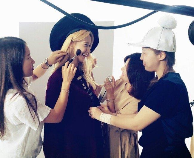 SM Entertainment က လစာေပးတာ အနည္းဆံုးျဖစ္တယ္လို႔ Girl's Generation ရဲ႕ Stylist ျဖစ္သူထုတ္ေဖာ္ေျပာၾကား