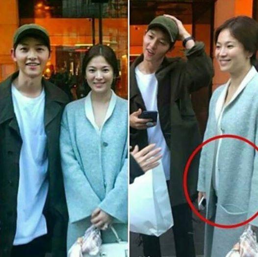 မၾကာခင္ လက္ထပ္ေတာ့မယ့္ မင္းသမီး Song Hye Kyo ကိုယ္ဝန္ရွိေနသလားဆိုတဲ့ ထင္ေၾကးေပးခံရ