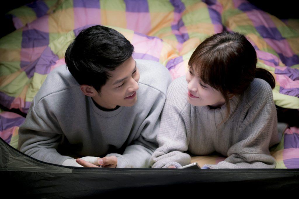 Song Hye Kyo ကို Song Joong Ki ဘယ္လိုလက္ထပ္ခြင့္ေတာင္းခဲ့သလဲ