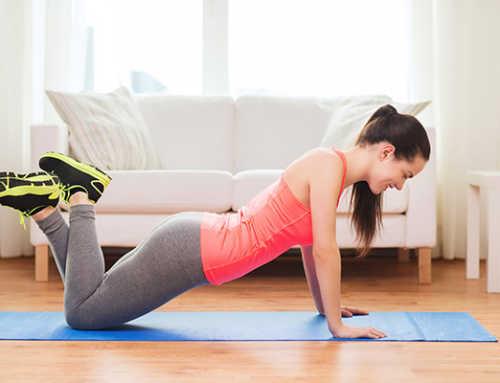 Gym မှာ တစ်နာရီခန့် အားကစားလုပ်ခြင်းနဲ့ ညီမျှတဲ့ ၄ မိနစ်စာ လေ့ကျင့်ခန်းများ