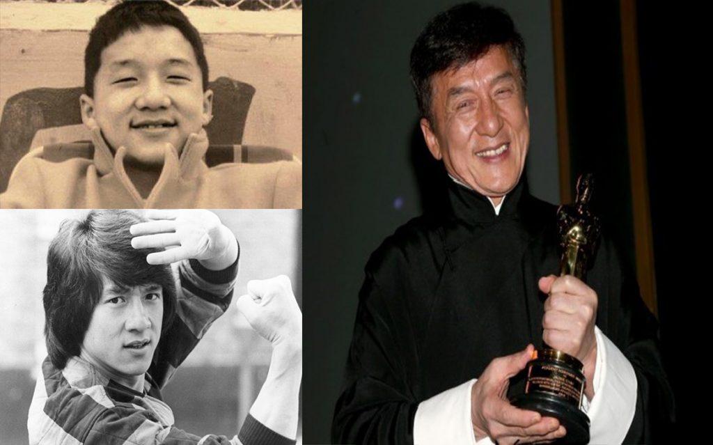Jackie Chan ဘာေၾကာင့္ ေအာင္ျမင္သလဲ