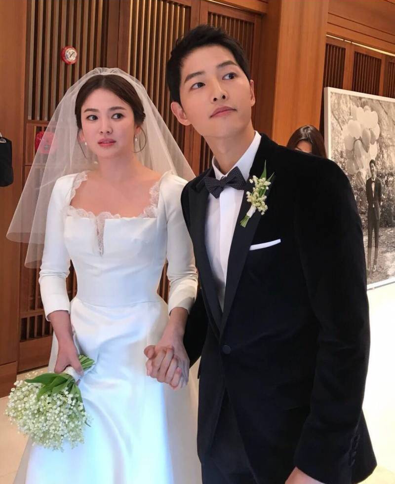 Song Hye Kyo ကိုေပးခဲ့တဲ့ Song Joong Ki ရဲ႕ မဂၤလာကတိျပဳသစၥာစကား