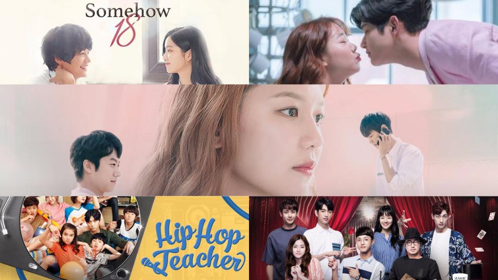 အလုပ္ရႈပ္လို႔ ဇာတ္လမ္းတြဲအရွည္ႀကီးမၾကည့္ခ်င္သူေတြအတြက္ ၾကည့္လို႔အဆင္ေျပမယ့္ Mini K-drama ဇာတ္ကားသစ္ (၅) ကား