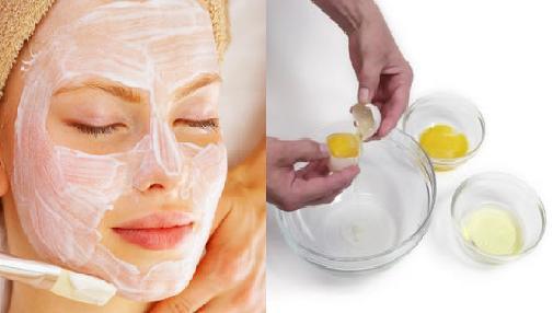 Egg Skin Mask