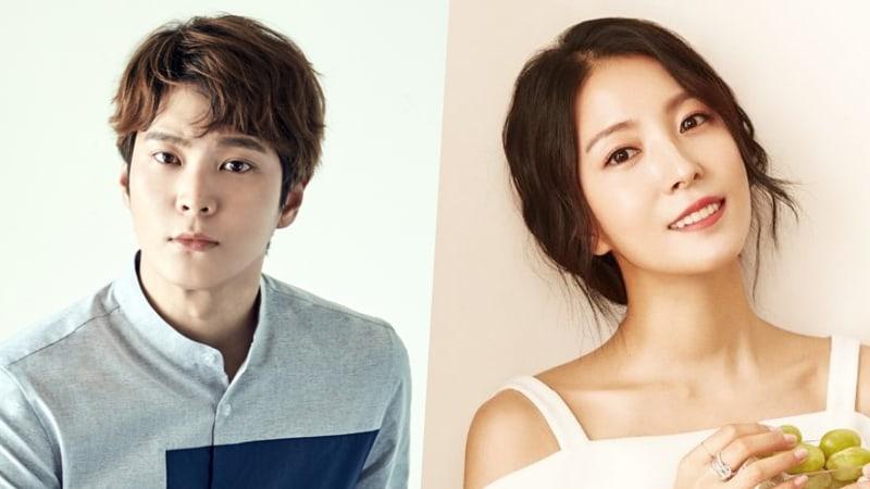Joo Won နဲ႔ BoA တို႔ လမ္းခြဲလိုက္ၿပီျဖစ္ေၾကာင္း အတည္ျပဳ
