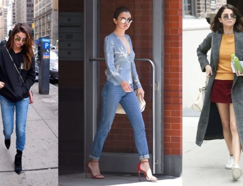 အမြဲစတိုင်လ်ကျတဲ့ Selena Gomez ရဲ့ ပေါ့ပါးလွတ်လပ်တဲ့ ဖက်ရှင်များ