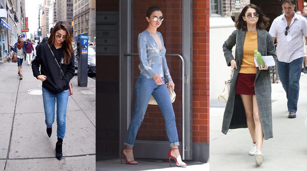 အၿမဲစတိုင္လ္က်တဲ့ Selena Gomez ရဲ႕ ေပါ့ပါးလြတ္လပ္တဲ့ ဖက္ရွင္မ်ား