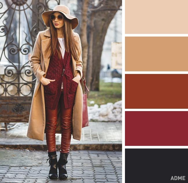 ဆောင်းတွင်းနဲ့လိုက်ဖက်အောင် ဘယ်လိုအရောင်တွေကို တွဲဖက်ဝတ်ဆင်မလဲ