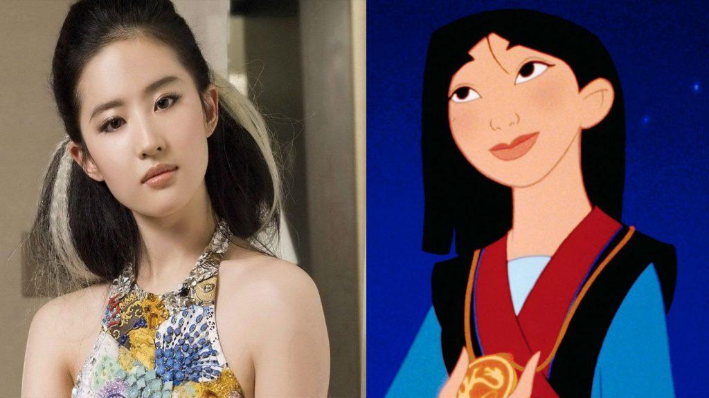 Disney ရဲ႕ သက္ရွိ Mulan ျဖစ္လာမယ့္ Liu Yifei
