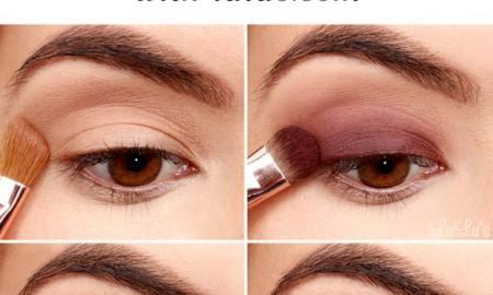 ၿပီးျပည့္စံုတဲ့ Eyeshadow လွလွေလး ခ်ယ္သႏိုင္ဖို႕