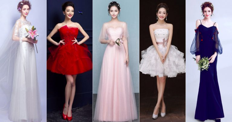 Bridal Fashion Week မွာျပသခဲ့တဲ့၂၀၁၈ ခုႏွစ္မွာ ေရပန္းစားလာမယ့္ မဂၤလာဝတ္စံုမ်ား