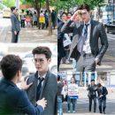 While You Were Sleeping ဇာတ္လမ္းတြဲထဲမွာ Suit ဝတ္စံုေတြကို စတိုင္လ္က်က်ဝတ္ဆင္ခဲ့တဲ့ Lee Jong Suk ရဲ႕ ဖက္ရွင္