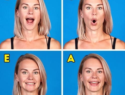 မျက်နှာလေးသေးသွယ်လှပလာအောင် လုပ်ဆောင်နိုင်မယ့် လွယ်ကူထိရောက် လေ့ကျင့်ခန်းအချို့