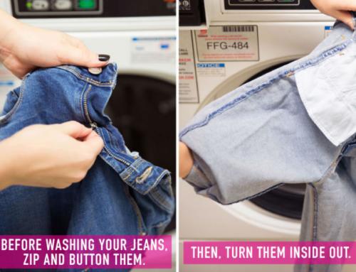 အဝတ်အစားတွေပျက်စီးအောင် သင်လုပ်နေမိတဲ့အမှားတွေ