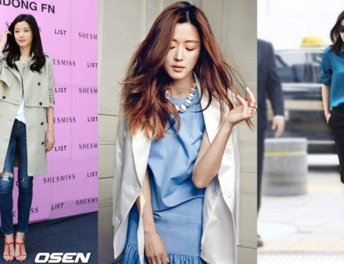 နာမည်ကျော်မင်းသမီးလေး Jun Ji Hyun ရဲ့ ဖက်ရှင်များ