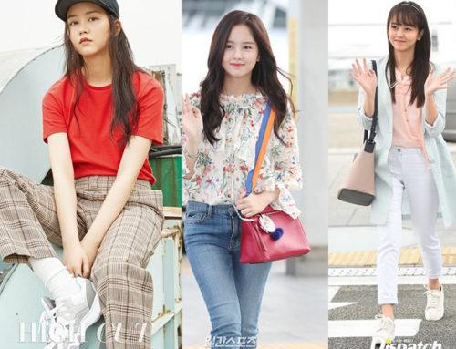 ချစ်စရာကောင်းတဲ့ မိန်းကလေးတွေအတွက် Kim So Hyun ရဲ့ဖက်ရှင်များ