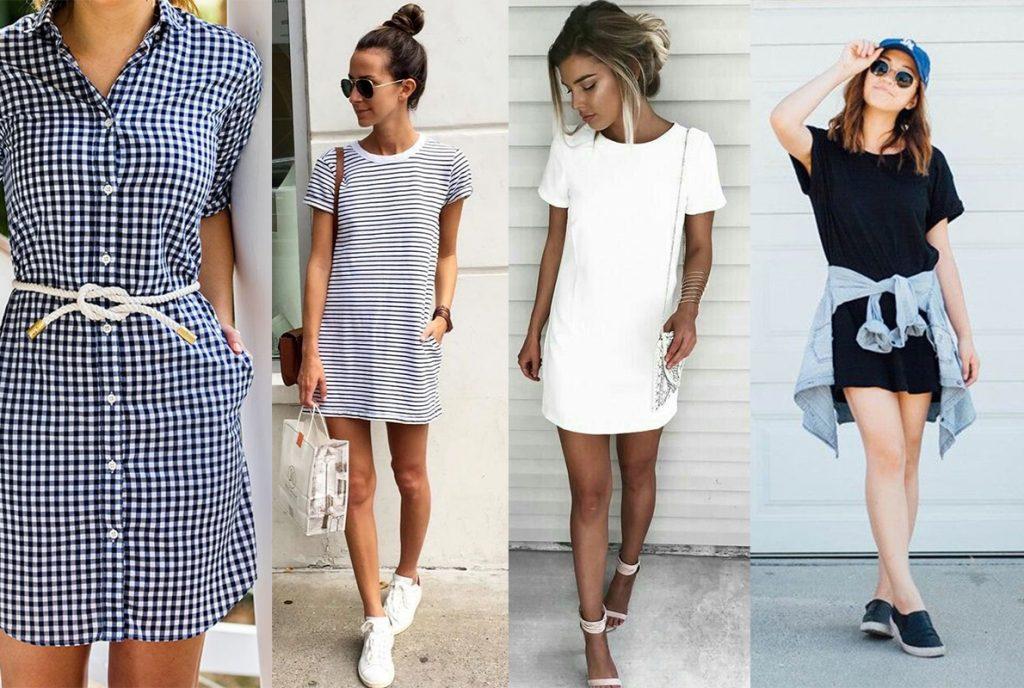 Shirt Dress တစ္မ်ိဳးတည္းနဲ႔ ဖက္ရွင္က်ေနေစဖို႔