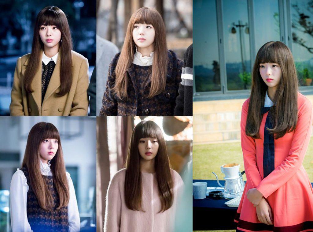 I'm Not A Robot ဇာတ္လမ္းတြဲက Chae Soo Bin ရဲ႕ဖက္ရွင္မ်ား