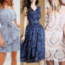 ရိုးရွင္းၿပီး ေပါ့ပါးလြတ္လပ္တဲ့ ေႏြရာသီ Dress ဖက္ရွင္မ်ား