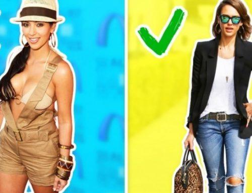 ပိုပြီးငယ်ရွယ်နုပျိုတဲ့ဖက်ရှင်မျိုးကို ဝတ်ဆင်နိုင်ဖို့ ရှောင်သင့်တဲ့ ဖက်ရှင်အမှားတချို့