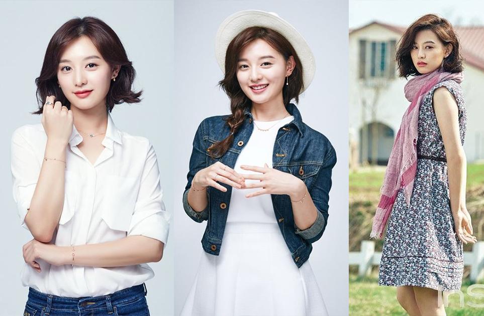 ခ်စ္စရာေကာင္းတဲ့ ေတာင္ကိုးရီးယား မင္းသမီးေလး Kim Ji Won ရဲ႕ ေပါ့ေပါ့ပါးပါးဖက္ရွင္မ်ား
