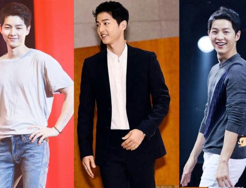 ပရိသတ်တွေအခိုင်အမာရရှိထားတဲ့ မင်းသားချော Song Joong Ki ရဲ့ ဖက်ရှင်များ