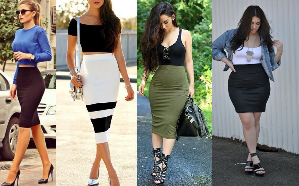 ဝဝ၊ ပိန္ပိန္ ဖက္ရွင္က်ေစမယ့္ Crop Top နဲ႔ Midi Skirt ဖက္ရွင္မ်ား