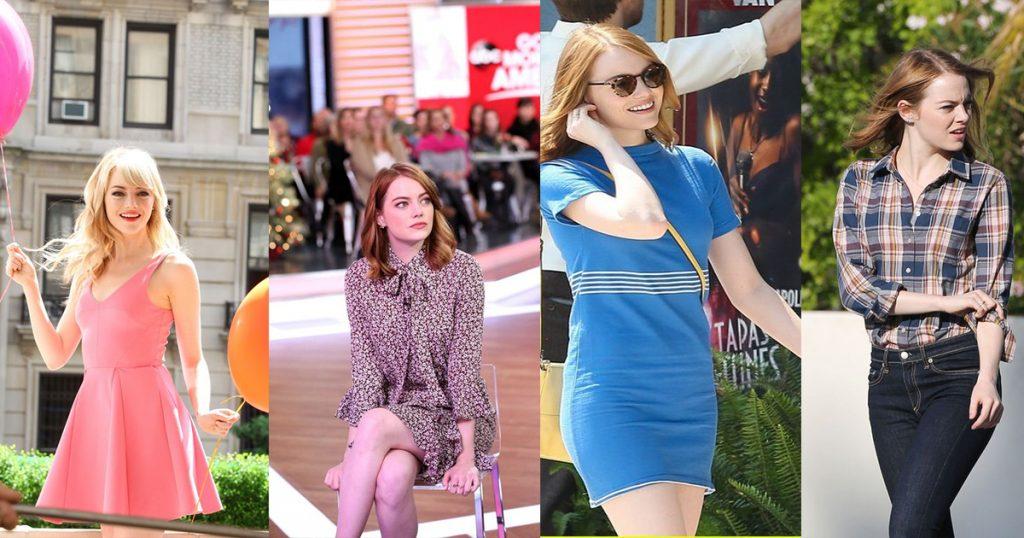 ေအာင္ျမင္တဲ့ အႏုပညာရွင္တစ္ဦးျဖစ္သူ Emma Stone ရဲ႕ ေပါ့ေပါ့ပါးပါး ဖက္ရွင္မ်ား