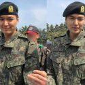 အေျခခံစစ္သင္တန္း ၿပီးဆံုးသြားၿပီျဖစ္ၿပီး ဒုတိယႏွစ္အတြက္ ဆက္လက္တာဝန္ထမ္းေဆာင္မယ့္ Lee Min Ho