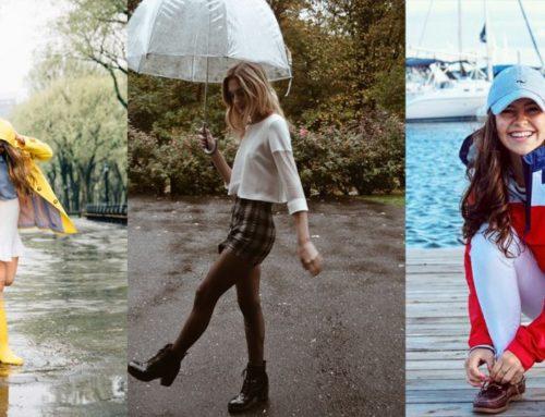 မိုးရွာတဲ့နေ့တွေမှာလည်း စတိုင်လ်မပျက် မိုက်နေစေဖို့