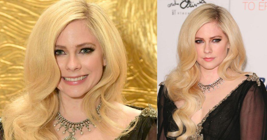 ၂ ႏွစ္ခန္႕အၾကာ ေကာ္ေဇာနီထက္ကို ပထမဆံုး ျပန္လည္ေလွ်ာက္လွမ္းလာခဲ့တ့ဲ Avril Lavigne