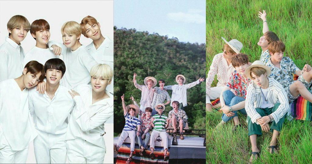 ဒိတ္ဒိတ္ႀကဲေအာင္ျမင္ေနတဲ့ ေတာင္ကိုးရီးယား K-Pop အဖြဲ႔ BTS ရဲ႕ ဖက္ရွင္ေတြ