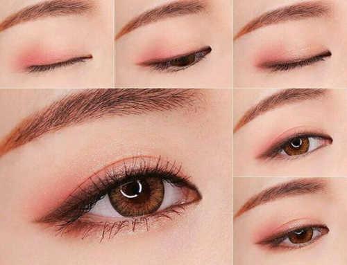 ပျိုမေတို့အားလုံးနှစ်သက်မယ့် Eyeshadow ပါးပါး ခြယ်သနည်းတွေ