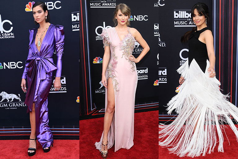Billboard Music Awards ရဲ႕ ေကာ္ေဇာနီထက္က နာမည္ေက်ာ္မ်ားရဲ႕ အေကာင္းဆံုးဖက္ရွင္မ်ား