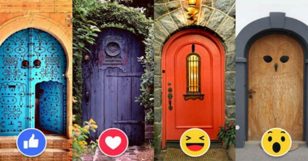 ဘယ္တံခါးအေရာင္က သင့္ကို ေပ်ာ္ရႊင္ျခင္းေတြယူေဆာင္လာေပးမလဲ