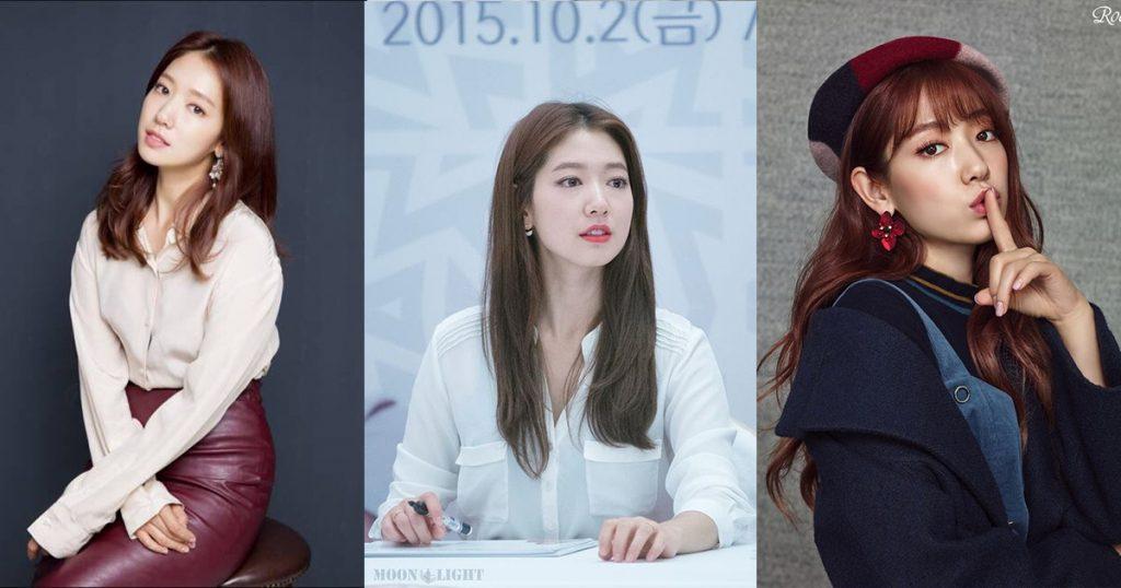 Park Shin Hye လို မ်က္ႏွာေဖာင္းေဖာင္းေလးနဲ႔ ခ်စ္စရာေကာင္းသူေတြအတြက္ မတိုမရွည္ ဆံပင္ပံုစံေလးေတြ