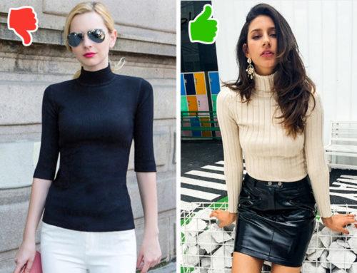 လှပတဲ့ ခန္ဓာကိုယ် အချိုးအစားကိုတောင် မှေးမှိန်ပျောက်ကွယ်စေတဲ့ အဝတ်အစား (၈) မျိုး