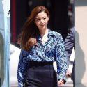 ေခး ႏွစ္ေယာက္ ေမေမ ပရိသတ္အသည္းေက်ာ္မင္းသမီး Jun Ji Hyun ရဲ႕ ၂၀၁၈ ခုႏွစ္ဖက္ရွင္မ်ား