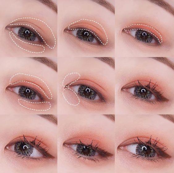 Eyeshadow ပါးပါးေလးနဲ႔ ရိုးရိုးေလး ခ်ယ္သခ်င္သူေတြအတြက္