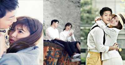 Song-Song Couple ေလးကို လြမ္းေနတဲ့ Fan ေတြအတြက္ အလြမ္းေျပ ပံုရိပ္ေလးေတြ