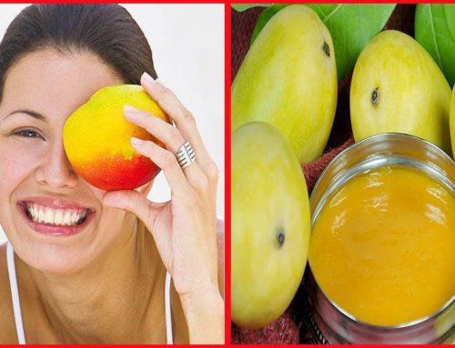 ရာသီစာ သရက်သီးကို သုံးပြီး ကုန်ကျစရိတ်နည်းနည်းနဲ့ မျက်နှာပေါင်းတင်ကြမယ်